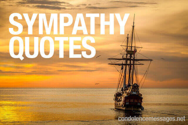 Sympathy Quotes: Top 30 Sympathy Quotes → Sympathy Card Messages